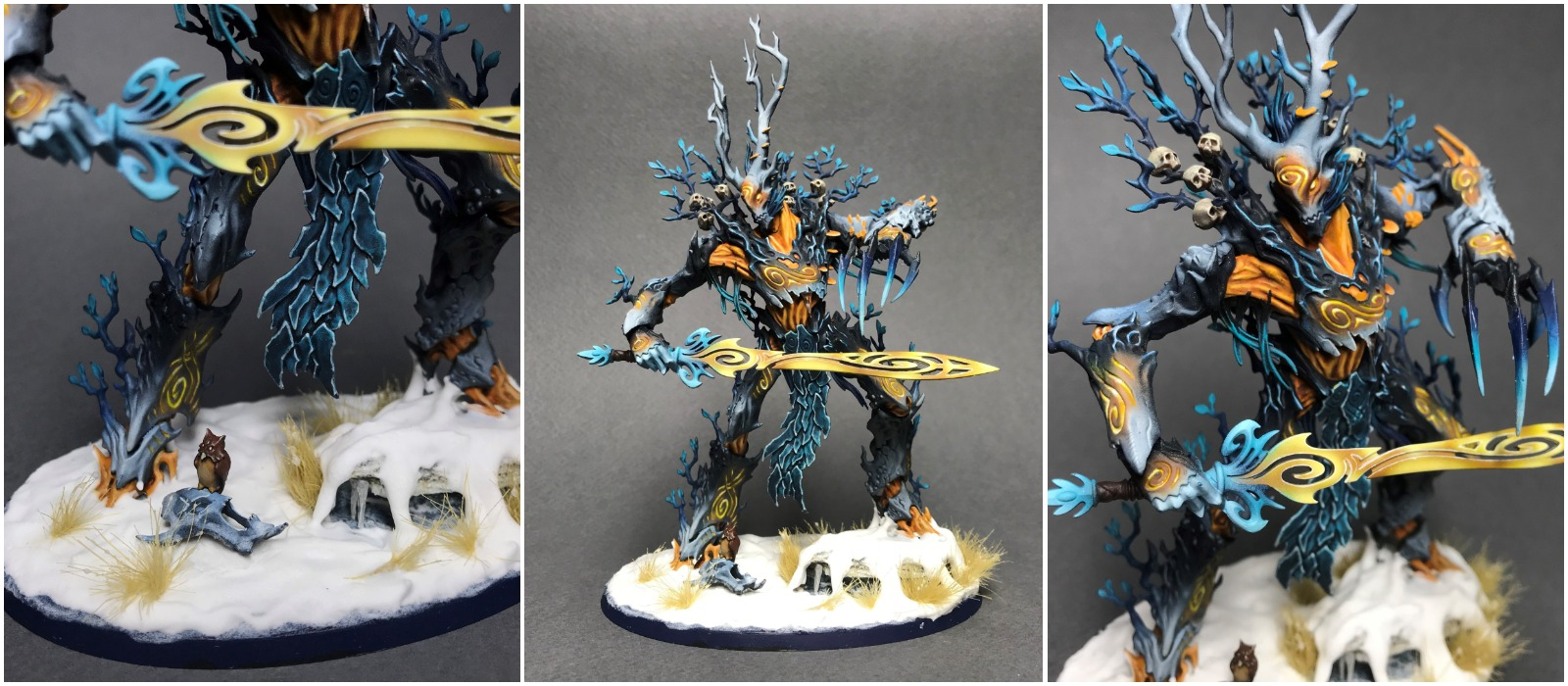 Spirit of Durthu. Table Top miniature from Games Workshop.